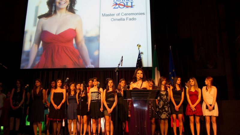 Hosting the 2011 event at La Scuola di Italia